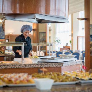 hotel platja parck buffet