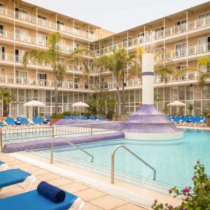 hotel platja parck piscine