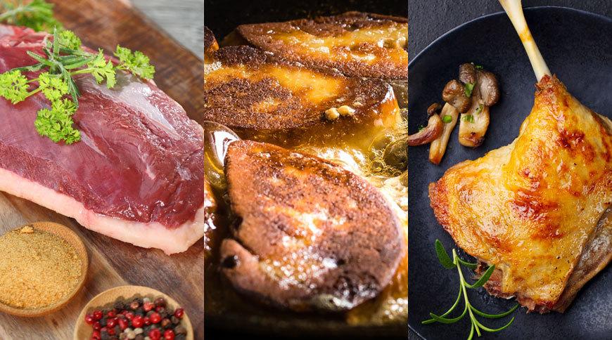 canard foire au gras gers